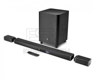 Саундбар JBL Bar 5.1 Black (JBLBAR51BLKEP)
