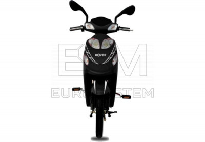 Электроскутер Rover Element Black/Grey