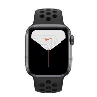 Apple Watch Nike Series 5 GPS 40mm Space Gray Aluminum Case with Anthracite/Black Nike Sport Band MX3T2