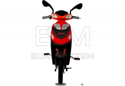 Электроскутер Rover Element Black/Red
