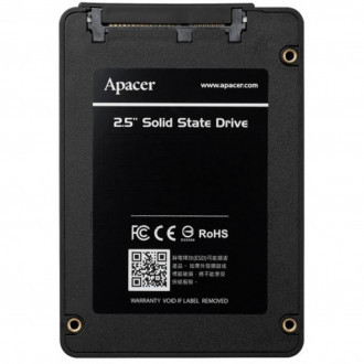 "Накопитель SSD 2.5"" 240GB Apacer (AP240GAS340G-1)"
