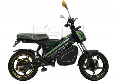Электроскутер Rover Impulse Black/Green